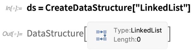ds = CreateDataStructure