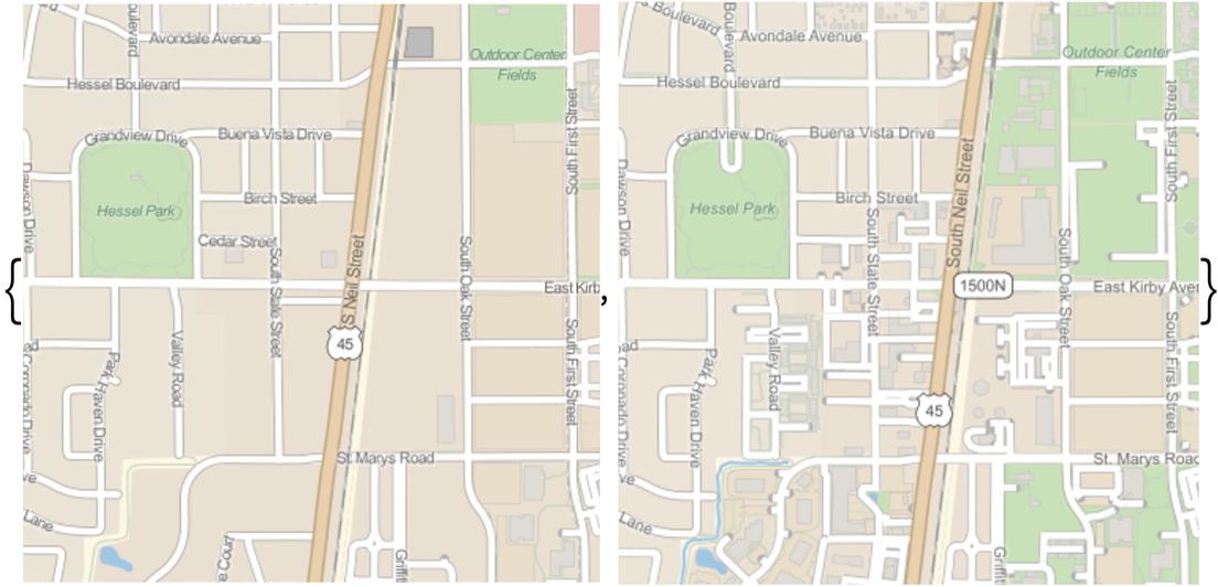 GeographicData map