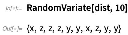 RandomVariate