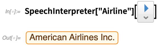 SpeechInterpreter