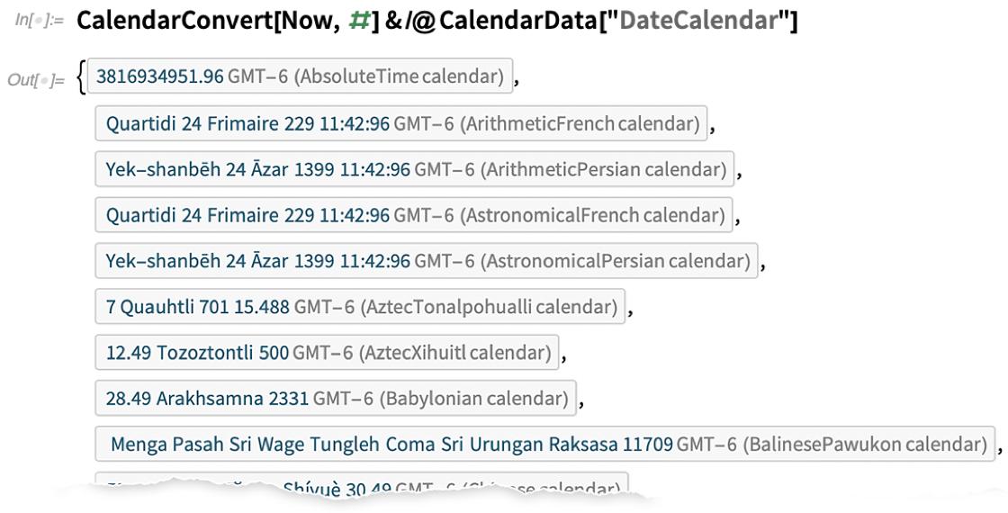 CalendarConvert