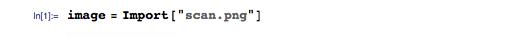 File import command