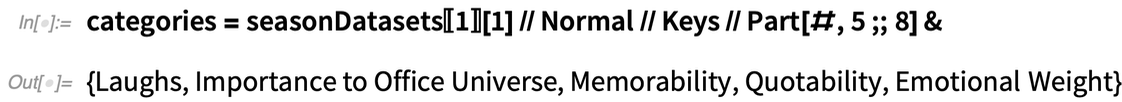 categories = seasonDatasets