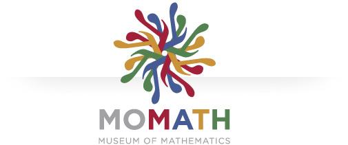 Museum of Mathematics logo