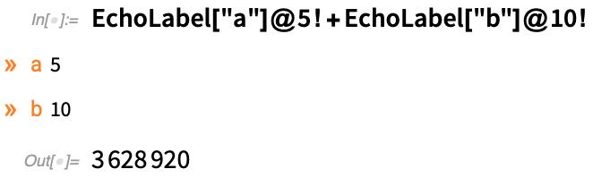 EchoLabel