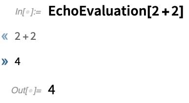EchoEvaluation