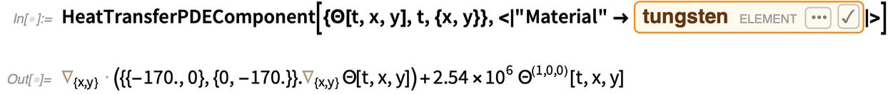 HeatTransferPDEComponent