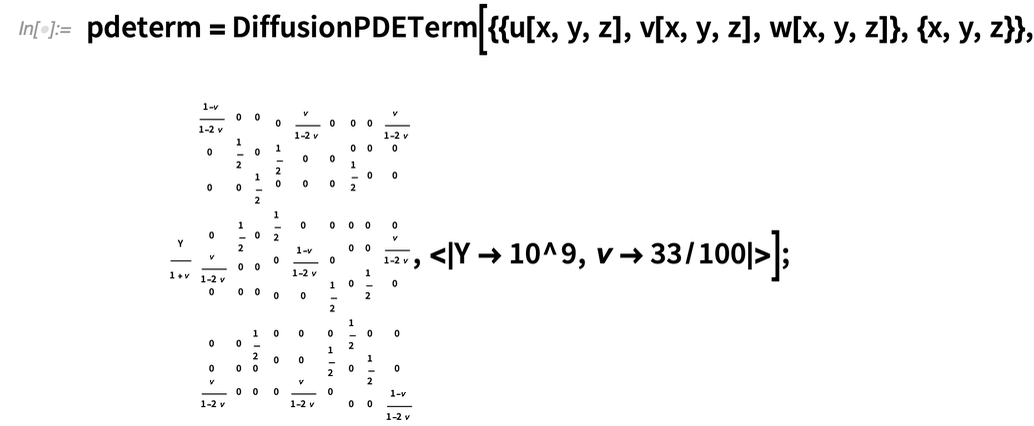 pdeterm = DiffusionPDETerm