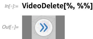 VideoDelete