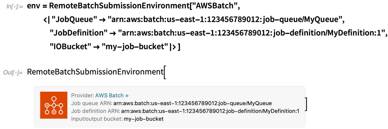env = RemoteBatchSubmissionEnvironment