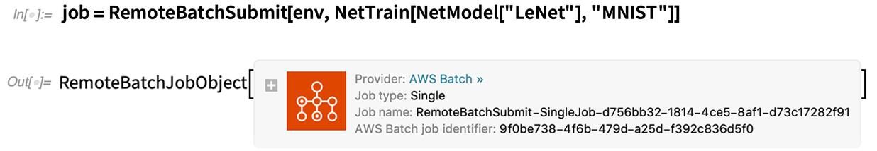 job = RemoteBatchSubmit