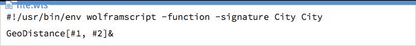 WolframScript