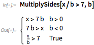 Negative MultiplySides