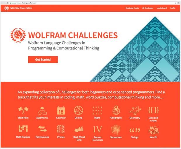 Wolfram Challenges