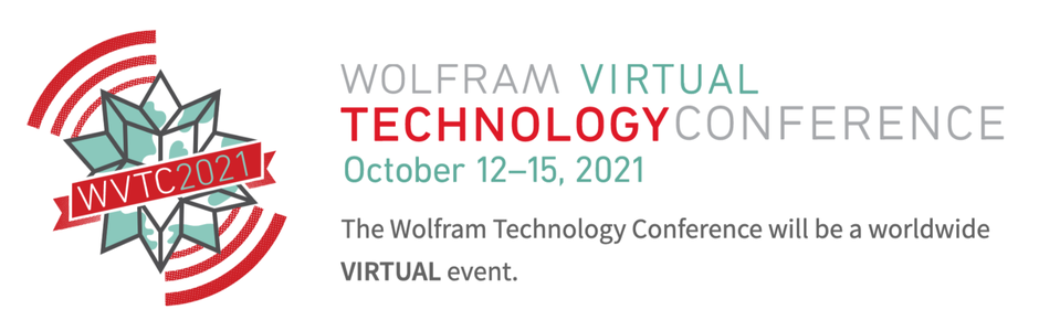 Wolfram Virtual Technology Conference 2021