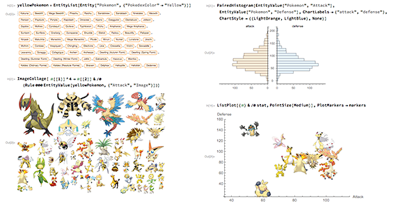 The Wolfram Language has caught 'em all