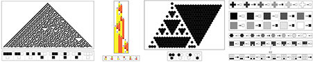 RulePlot automatically visualizes rules for Turing machines, cellular automata, and more