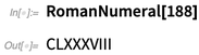 RomanNumeral
