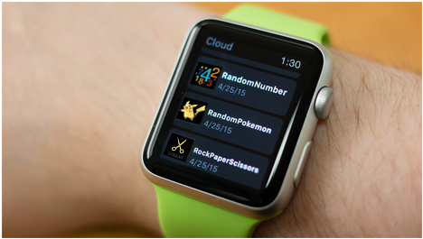 That's all it takes to get the app onto your watch