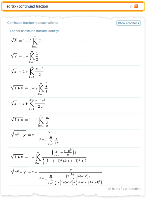 The Wolfram Function Site, and Wolfram Alpha, generate relations between functions