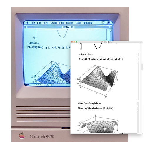 Mathematica 1.0
